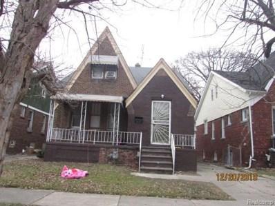 9300 Bedford Street, Detroit, MI 48224 - MLS#: 219124254