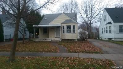 19637 Washtenaw Street, Harper Woods, MI 48225 - MLS#: 219124634