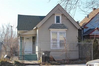 1639 Lansing Street, Detroit, MI 48209 - MLS#: 219124886