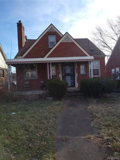 11470 Kenmoor Street, Detroit, MI 48205 - MLS#: 219125085