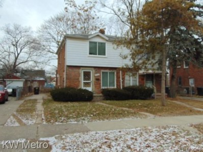 18065 Schaefer Highway, Detroit, MI 48235 - MLS#: 2200000098