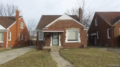 18256 Ashton Avenue, Detroit, MI 48219 - MLS#: 2200001273