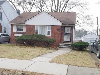 18737 Avon Ave, Detroit, MI 48219 - MLS#: 2200001335