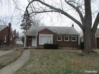 19714 Telegraph Road, Detroit, MI 48219 - MLS#: 2200001381