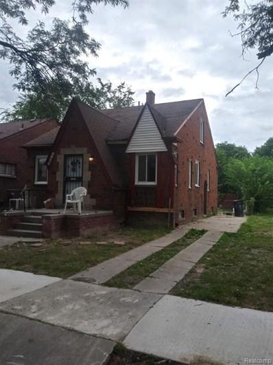 5510 Drexel Street, Detroit, MI 48213 - MLS#: 2200001643