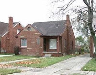 18452 Stansbury Street, Detroit, MI 48235 - MLS#: 2200001814