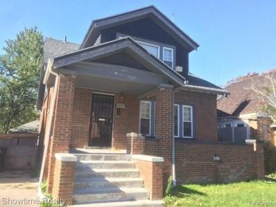 4627 Berkshire Street, Detroit, MI 48224 - MLS#: 2200001950
