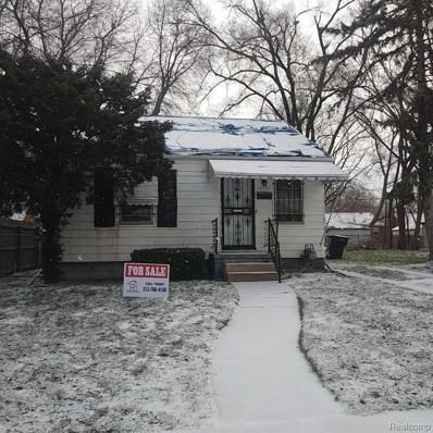 18732 Warwick Street, Detroit, MI 48219 - MLS#: 2200002101