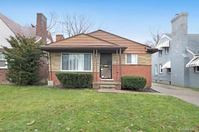 16208 Greenview Avenue, Detroit, MI 48219 - MLS#: 2200002160