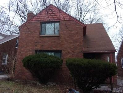 5928 Beaconsfield Street, Detroit, MI 48224 - MLS#: 2200002298