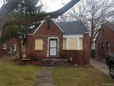 17834 Bradford Street, Detroit, MI 48205 - MLS#: 2200003093