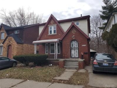 15773 Cheyenne St, Detroit, MI 48227 - MLS#: 2200003251