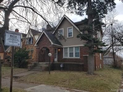 15395 Snowden St, Detroit, MI 48227 - MLS#: 2200003258