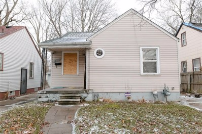 18274 Stout Street, Detroit, MI 48219 - MLS#: 2200003365