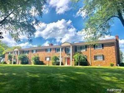 42536 Woodward Avenue UNIT C, Bloomfield Twp, MI 48304 - #: 2200003596