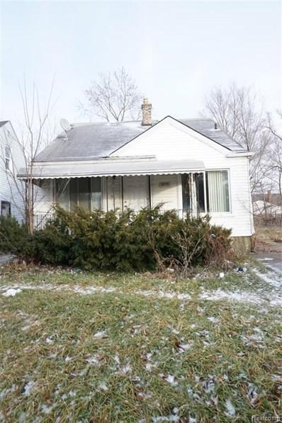 8850 Burt Road, Detroit, MI 48228 - MLS#: 2200004384