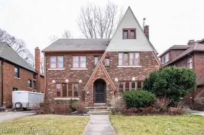 17176 Parkside Street, Detroit, MI 48221 - MLS#: 2200004400