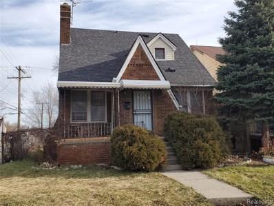 5816 Wayburn Street, Detroit, MI 48224 - MLS#: 2200004514