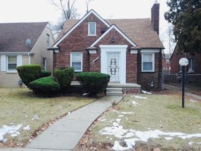 18613 Prest Street, Detroit, MI 48235 - MLS#: 2200004658