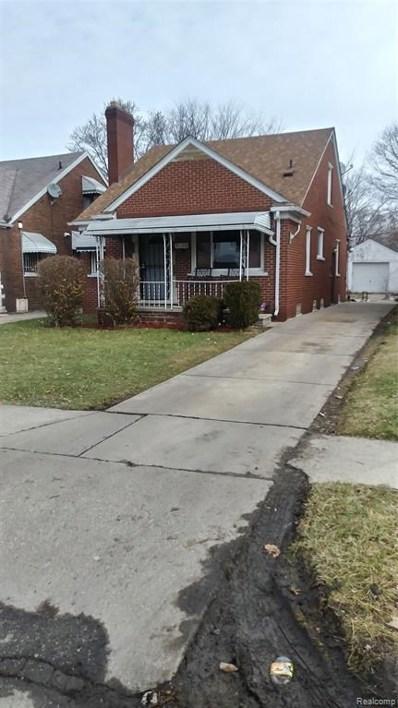 9168 Wayburn Street, Detroit, MI 48224 - MLS#: 2200004931