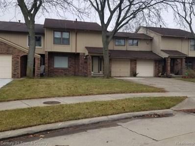 3118 Woods Circle, Detroit, MI 48207 - MLS#: 2200005197