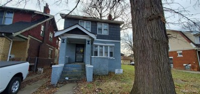 2025 Collingwood Street, Detroit, MI 48206 - MLS#: 2200005667