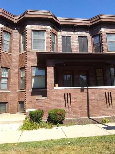 8036 3RD Street UNIT 20, Detroit, MI 48202 - #: 2200006615