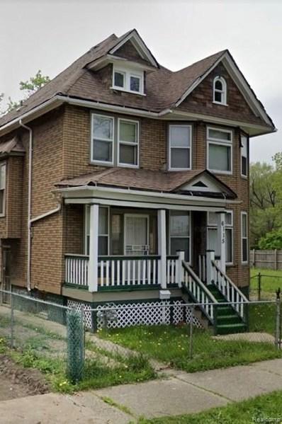 6115 16TH Street Street, Detroit, MI 48208 - MLS#: 2200008661