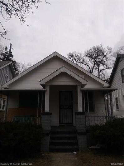 15410 Snowden St, Detroit, MI 48227 - MLS#: 2200009563