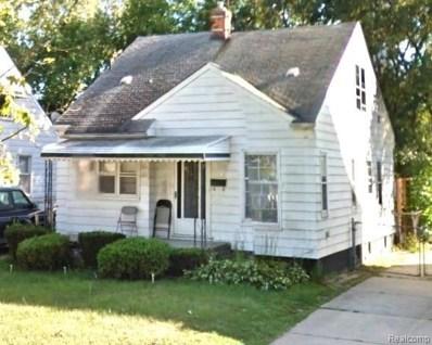 19418 Kingsville Street, Detroit, MI 48225 - MLS#: 2200010218
