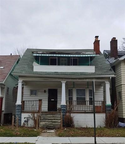 1674 W Euclid Street, Detroit, MI 48206 - MLS#: 2200010461