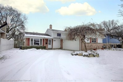 8994 Hensley Drive, Sterling Heights, MI 48314 - MLS#: 2200011245