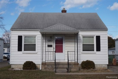 18599 Woodside Street, Harper Woods, MI 48225 - MLS#: 2200011284