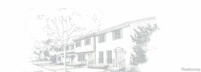 Fox Hills Drive N, Bloomfield Twp, MI 48304 - #: 2200015994
