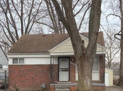 19460 Burgess, Detroit, MI 48219 - MLS#: 2200016375