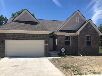 29368 Bayside Circle South, Chesterfield Twp, MI 48047 - #: 2200018027