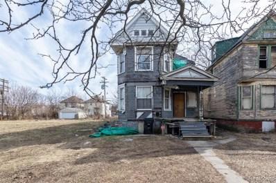 420 Mount Vernon Street, Detroit, MI 48202 - MLS#: 2200018677