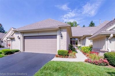 2432 Hickory Glen Drive UNIT 29, Bloomfield Hills, MI 48304 - #: 2200019851