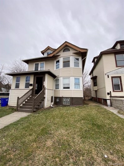 441 Marston Street, Detroit, MI 48202 - #: 2200022512