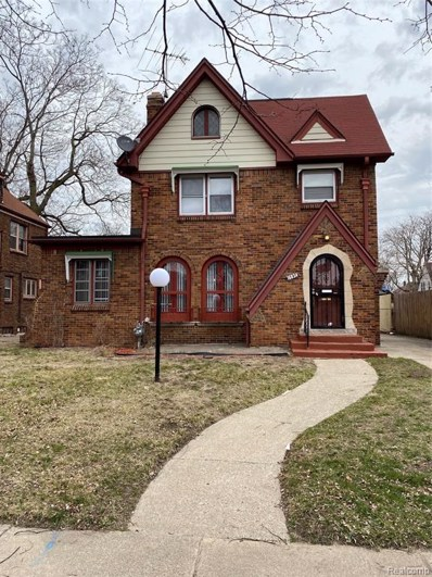 16834 Normandy Street, Detroit, MI 48221 - MLS#: 2200022639