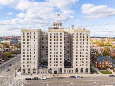 15 E Kirby #411 Street UNIT 411, Detroit, MI 48202 - MLS#: 2200023613