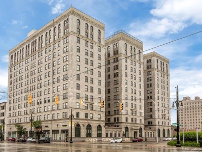 15 E Kirby Street UNIT 622, Detroit, MI 48202 - MLS#: 2200023997