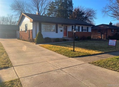 5290 Greenleaf Drive, Swartz Creek, MI 48473 - #: 2200024112