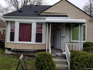 20236 Chapel Street, Detroit, MI 48219 - MLS#: 2200025502