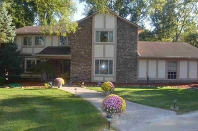 707 Dutton, Rochester Hills, MI 48306 - MLS#: 5002839498