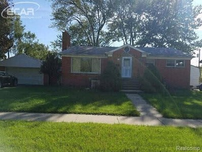 918 E Lincoln, Madison Heights, MI 48071 - MLS#: 5002866328