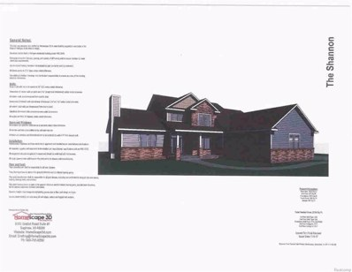 12660 Elk Ridge, Groveland Twp, MI 48442 - MLS#: 5002882554