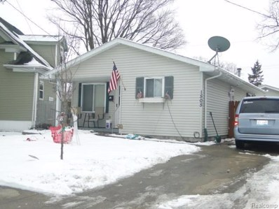 1505 Osborn, Saginaw, MI 48602 - MLS#: 50100000341