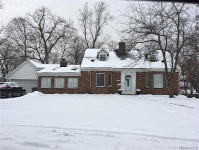 1710 Woodlawn Park, Flint, MI 48503 - MLS#: 50100000722