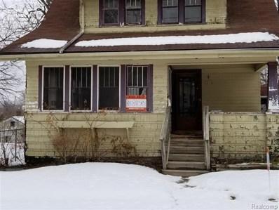 2210 Reid, Flint, MI 48503 - MLS#: 50100000821